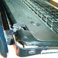 Ремонт корпусов ноутбука