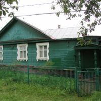 Дом 66 м² (брус) на участке 418 сот.