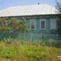 Дом 56 м² (бревно) на участке 35 сот.