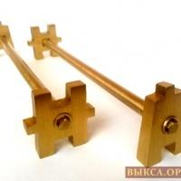 Ключ для открытия горловин бочки 2″ и 3/4″