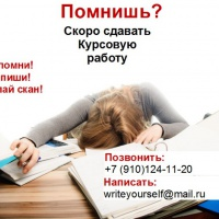 Выполнение работ любого профиля для студентов
