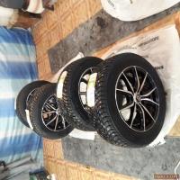 Новые зимние колеса