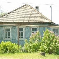 Дом 53 м² (бревно) на участке 12 сот.