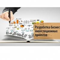 Разработка бизнес – планов, ТЭО
