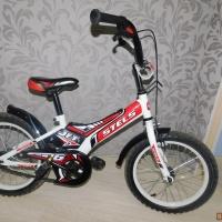 Продам детский велосипед STELS