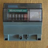Продам Счетчик Меркурий 201
