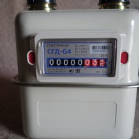 Продам газовый счетчик новый