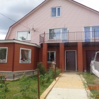 Дом 235 м² (пеноблоки) на участке 18 сот.
