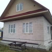Дом 78 м² (пеноблоки) на участке 9 сот.