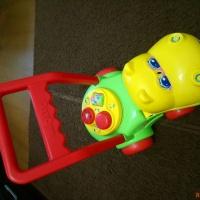 """Продам детскую игрушку-ходилку """"Бегемотик на колесах"""""""