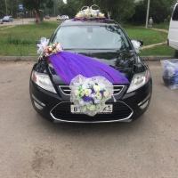 Свадебный кортеж из Ford Mondeo