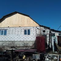 Дом 100 м² (пеноблоки) на участке 13 сот.