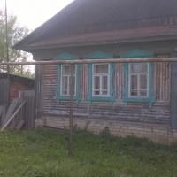 Дом 45 м² (бревно) на участке 14 сот.
