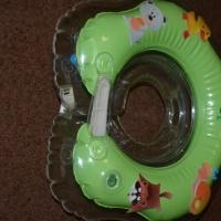 Продам круг для плавания на шею