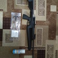 Продам пневматическую 5-зарядную винтовку ИЖ-МР 61