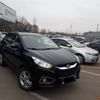 Продажа автомобиля Hyundai ix35