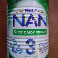 Продам сухую молочную смесь для кормления детей NAN