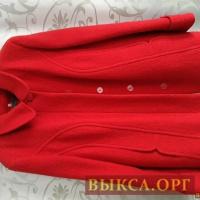 Продам пальто р-р 54- 56