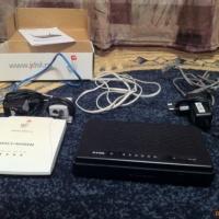 Продам модем + беспроводной маршрутизатор DIR-620