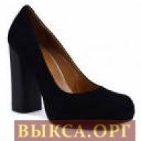 Продам новые женские туфли из натуральной замши р 37(36,5)