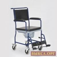 Продам кресло-стул с санитарным оснащением