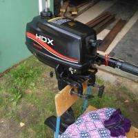 Лодочный мотор HDX 3,6