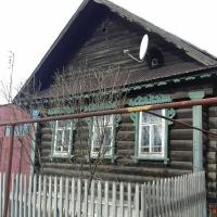 Дом 43 м² (бревно) на участке 13 сот.