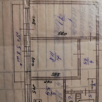 2-к квартира, 46.6 м², 1/5 этаж