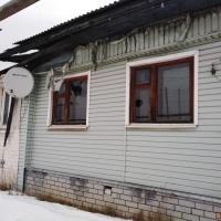 Дом 92 м² (бревно) на участке 12 сот.