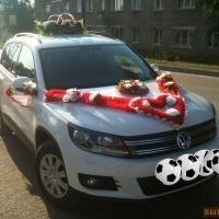 Катаю свадьбы VW TIGUAN