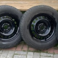 Шины с дисками bridgestone blizzak revo gz 205/65 r16 всесез