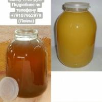 Натуральный мед с собственной пасеки