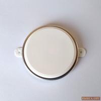 Пластиковая пломба для бочки 2″ с металлическим кольцом
