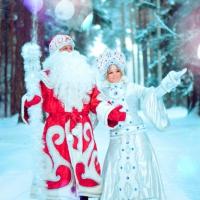 Дед Мороз и Снегурочка. Новогодние утренники, мероприятия