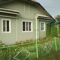 Дом 50 м² (бревно) на участке 8 сот.