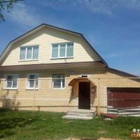 Дом 140 м² (брус) на участке 14 сот.