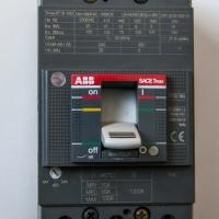 Продам автоматический выключатель ABB 100аsacetmax