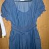 Продаю джинсовое платье