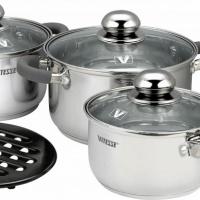 Набор посуды 7 предметов