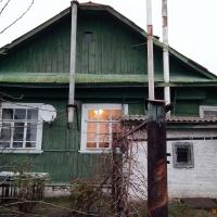 Дом 50 м² (бревно) на участке 5 сот.