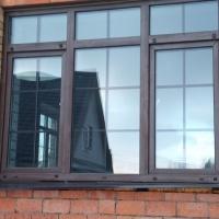Пластиковое окно б/у 1660*2080