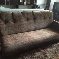Продам диван бу полуторка