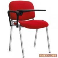 Новая бюджетная офисная мебель: кресла директорские, стулья