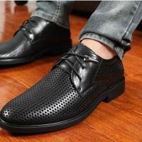 Распродажа мужской обуви из натуральной кожи. Скидки до 40%