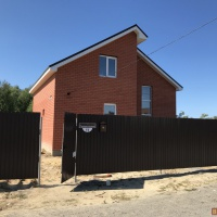 Дом 118 м² (кирпич) на участке 8 сот.