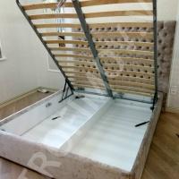 Изготовление двуспальных кроватей на заказ