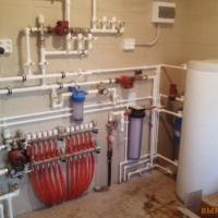 Услуги сантехника - отопление, водоснабжение, канализация
