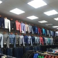Качественная мужская одежда. ТД Выкса, 2 этаж Fortis