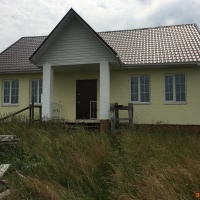 Дом 170 м² (пеноблоки) на участке 10 сот.
