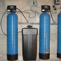 Монтаж фильтров для воды
